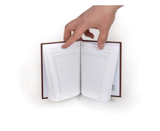 Ежедневник Блокнот украшенный берестой «Россия», фото , изображение 3