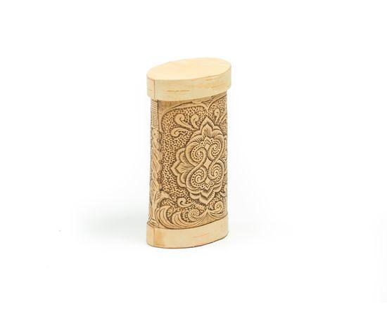 Футляр для очков из бересты «Красивые узоры», фото , изображение 2