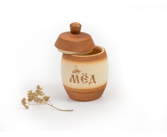 Бочонок для меда «Медовый» 1,0 кг, фото , изображение 2