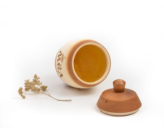 Бочонок для меда «Медовый» 1,0 кг, фото , изображение 4