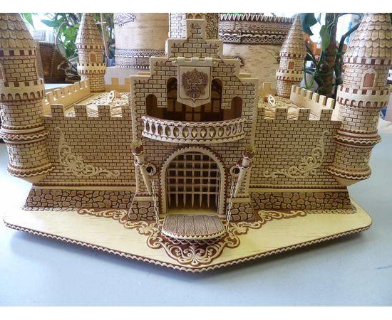 Замок из бересты, фото , изображение 2