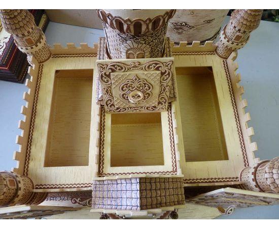 Замок из бересты, фото , изображение 6