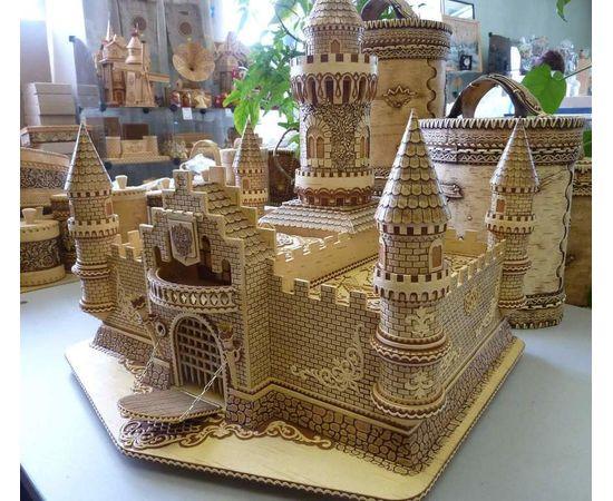 Замок из бересты, фото , изображение 8