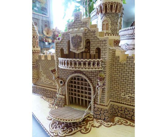 Замок из бересты, фото , изображение 9