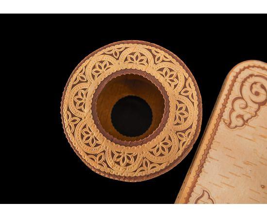 Пушка из бересты сувенирная, фото , изображение 6