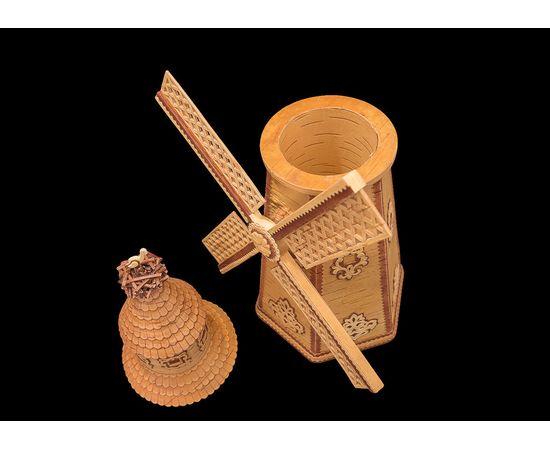 Мельница из бересты, фото , изображение 4