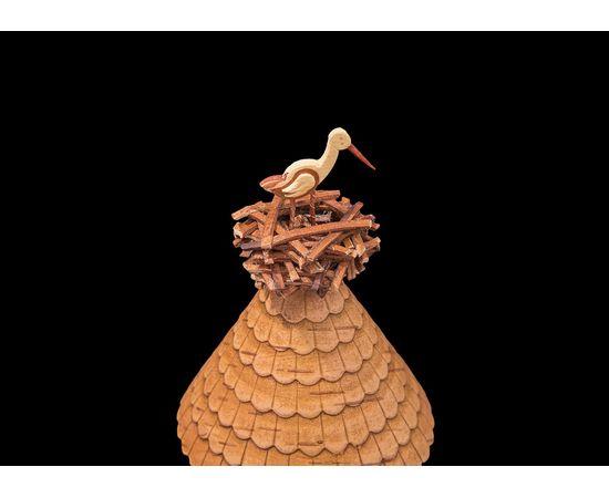 Мельница из бересты, фото , изображение 5