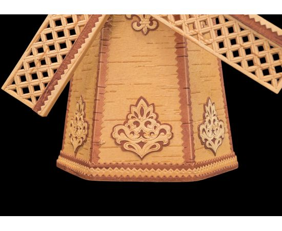 Мельница из бересты, фото , изображение 6