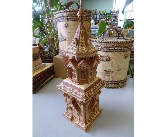 Башня из бересты, фото , изображение 2