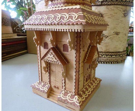 Башня из бересты, фото , изображение 4