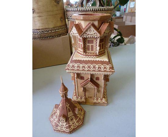Башня из бересты, фото , изображение 7