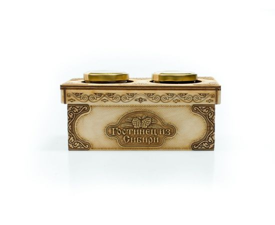Подарочный набор «Гостинец из Сибири», фото , изображение 3