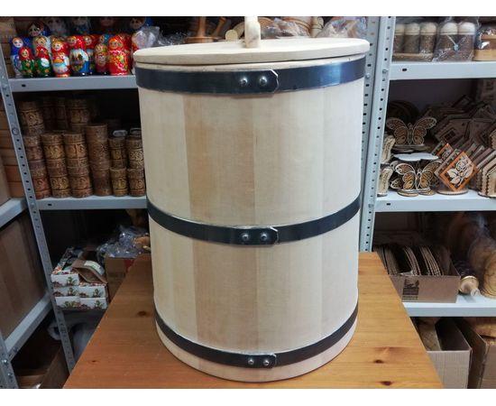 Кадка из кедра 50 литров, фото , изображение 3