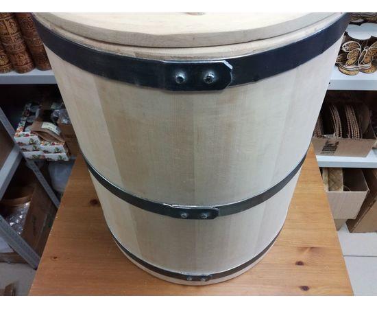 Кадка из кедра 50 литров, фото , изображение 4