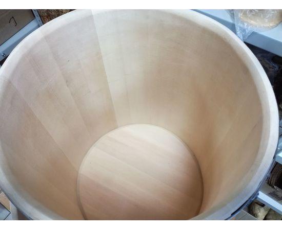 Кадка из кедра 50 литров, фото , изображение 6