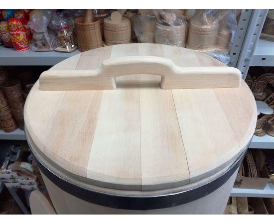 Кадка из кедра 50 литров, фото , изображение 8