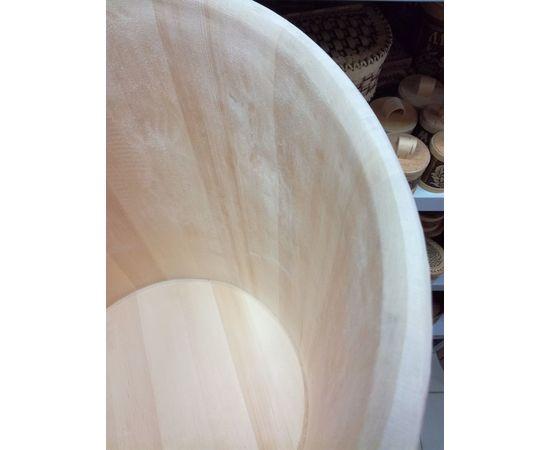 Бочка деревянная из кедра 75 литров. Бочка для воды, фото , изображение 5