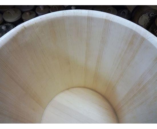 Бочка деревянная для воды 100 литров. Бочка для бани, фото , изображение 4
