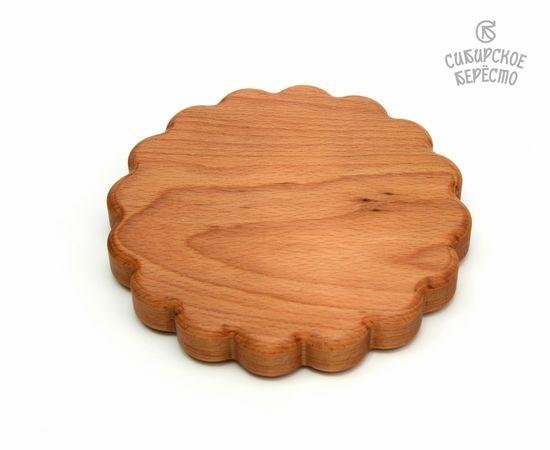 Тарелка деревянная с животным Лев, фото , изображение 4