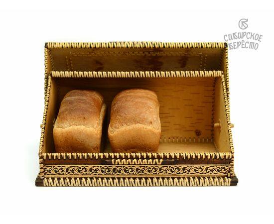 Хлебница из бересты Молодильные яблочки, фото , изображение 4
