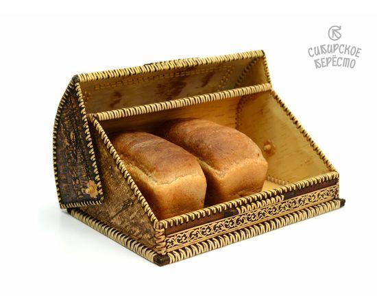 Хлебница из бересты Молодильные яблочки, фото , изображение 5