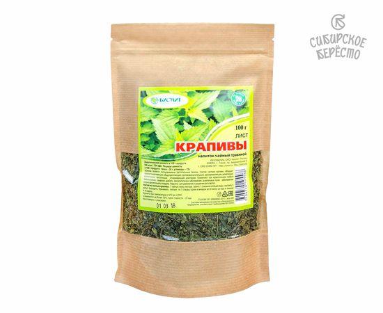 """Напиток чайный травяной """"Лист крапивы"""" 100 г, фото"""