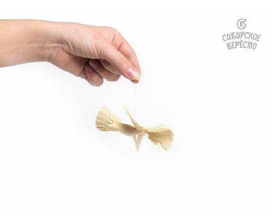 Птица счастья деревянная маленькая 10 см, фото , изображение 4
