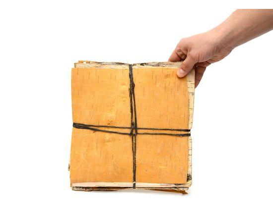 Листы бересты 40х40. Береста для поделок, фото , изображение 3