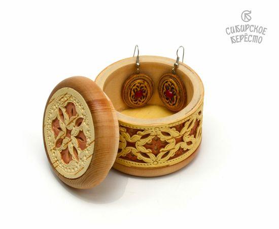 """Шкатулка деревянная """"Гортензия"""", фото , изображение 3"""