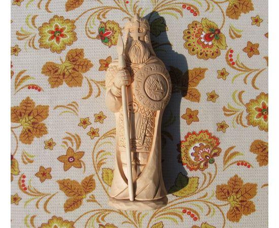 Статуэтка из кедра Кумир Одина (светлый), фото , изображение 6