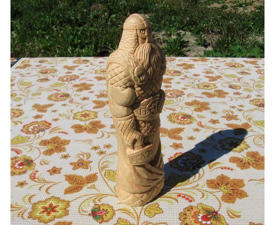 Кумир Тора. Статуэтка из кедра, фото , изображение 2