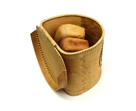 """Хлебница (короб) большая пристенная """"Кедровые шишки"""", фото , изображение 5"""