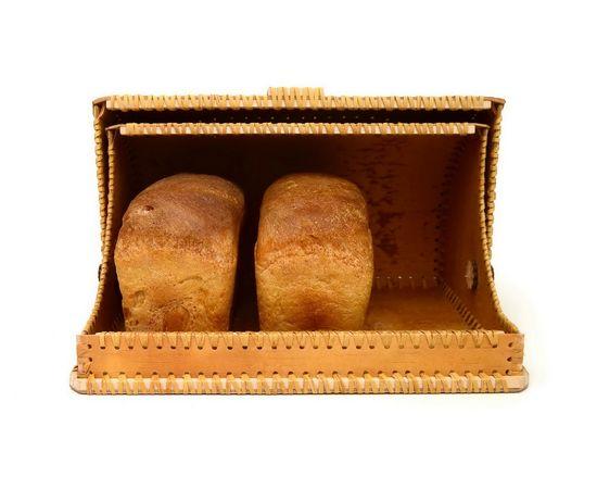"""Хлебница из бересты большая """"Рябина"""", фото , изображение 4"""