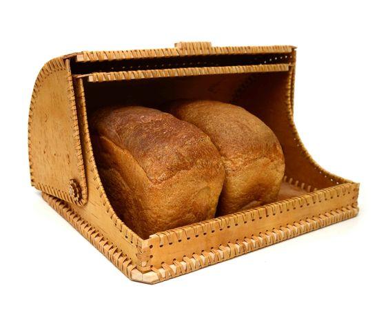 """Хлебница из бересты большая """"Шишки"""", фото , изображение 5"""