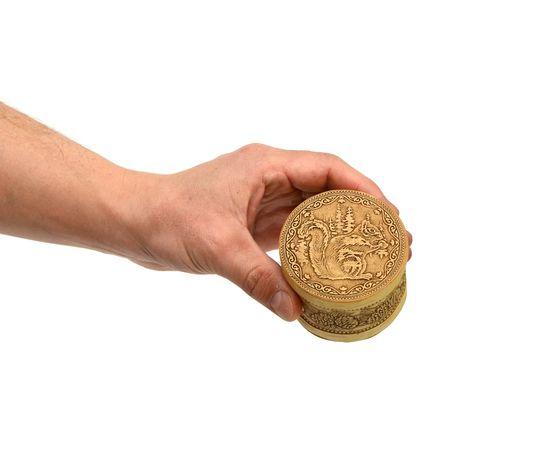 Шкатулка маленькая «Белка», фото , изображение 4