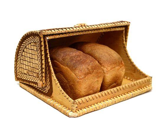 """Хлебница из бересты """"Мишки в малине"""", фото , изображение 4"""