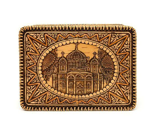 Шкатулка для документов «Храм», фото