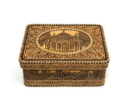 Шкатулка для документов «Храм», фото , изображение 2