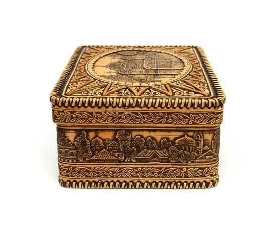 Шкатулка для документов «Храм», фото , изображение 3