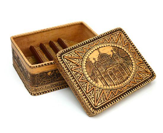 Шкатулка для документов «Храм», фото , изображение 5