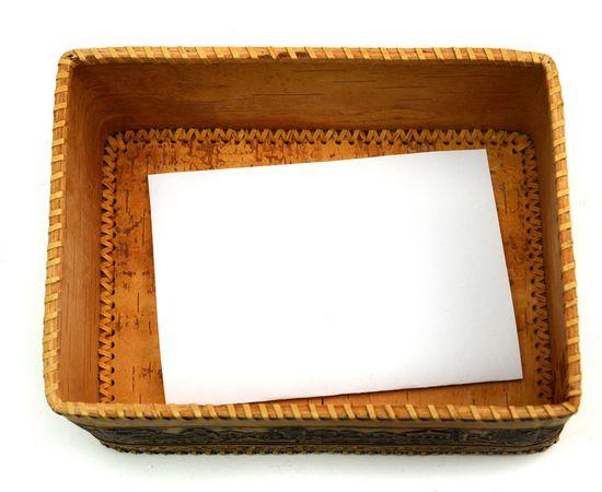 Шкатулка для документов «Храм», фото , изображение 4