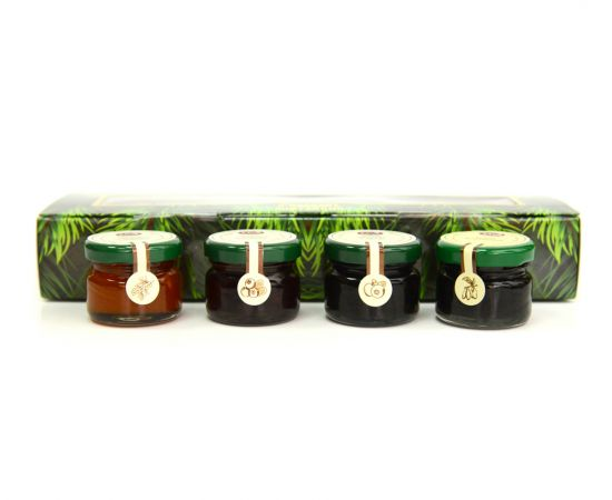 """Набор """"4 сладких пожелания"""". Варенье с пряностями, фото , изображение 3"""