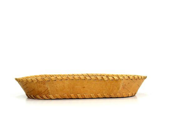 """Тарелка овальная """"Лебеди"""", фото , изображение 2"""