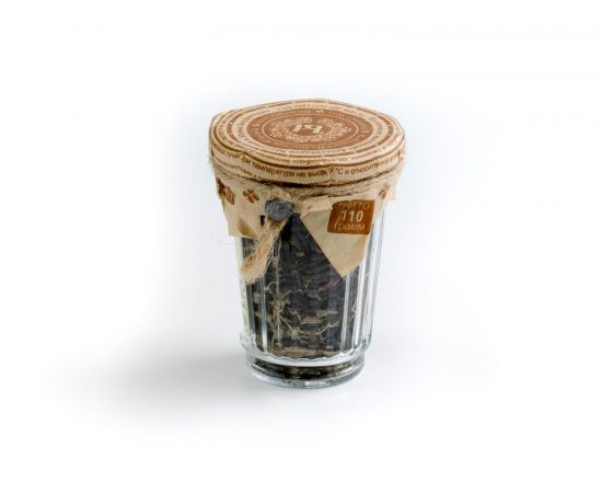 """Граненый стакан с Иван-чаем """"Выдержанный с мятой"""", фото , изображение 2"""