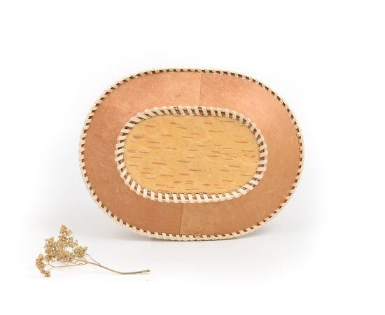 Тарелка овальная «Бабочки», фото , изображение 3