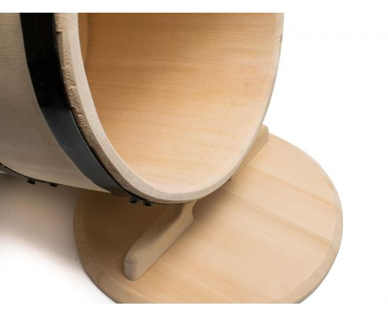 Кадка из кедра для засолки 25 литров, фото , изображение 4