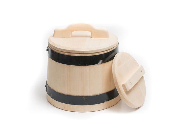 Кадка деревянная из кедра для засолки 5 литров, фото