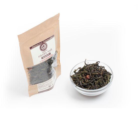Иван-чай медовый с шиповником, фото , изображение 2