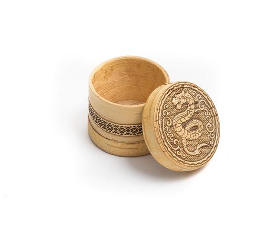 Шкатулка для украшений маленькая «Дракон», фото , изображение 3