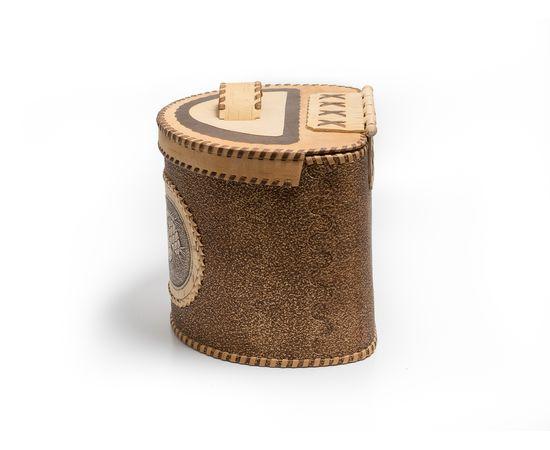 Берестяной короб «Шишки», фото , изображение 2
